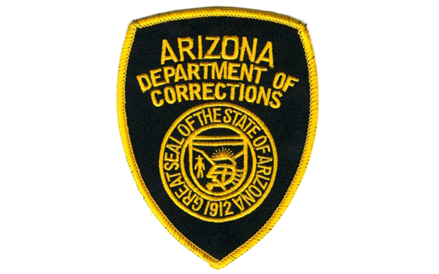 Arizona Department Of Corrections Officer Shoulder Patch