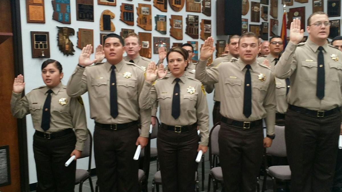 Correctional officer training academy cota arizona department of corrections - Correctional officer jobs ...