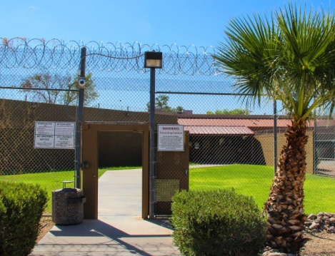 Maricopa Reentry Center Entrance