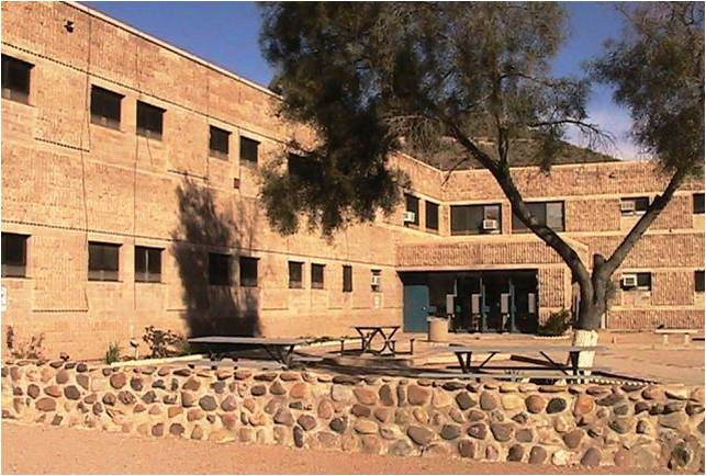 Pima Reentry Center Entrance