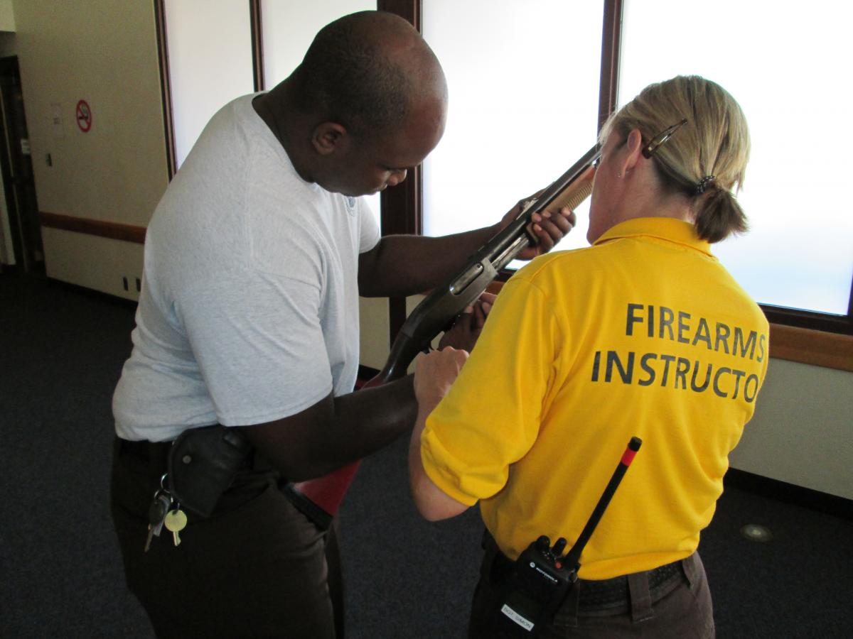 Image of Firearms Training
