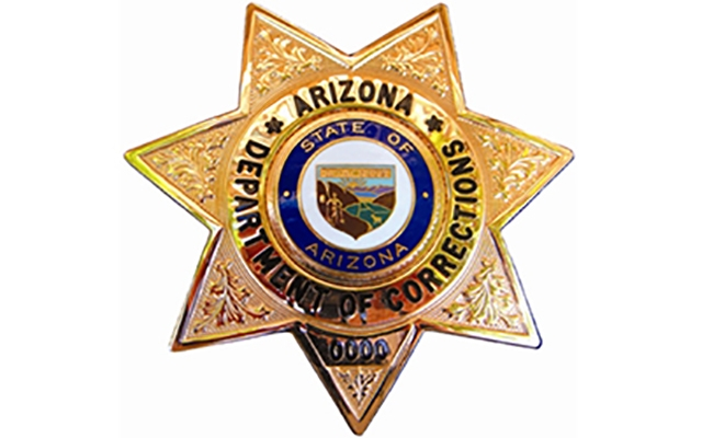 ADC Badges, Patches, Medals & Awards | Arizona Department of