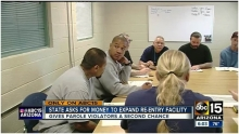 MRC Table Discussion with Former Inmates