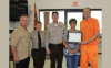 Inmate worker saves life at Hayden Senior Center