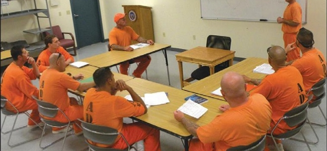 Inmates Take First Steps In Hvac Electrical Training Arizona